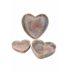 Anything heart orientated and chic is very popular. Individually gift boxed