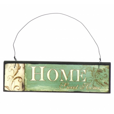 Home Sweet Home Small Wooden Sign