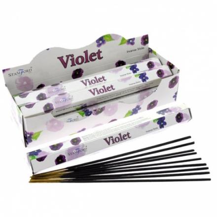 Stamford Violet Incense Sticks