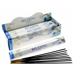 Stamford Incense have perfect scents for everyone. Relaxing, entertaining and sensual
