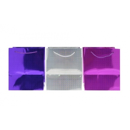 Holographic Gift Bag  3a medium