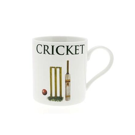 Cricket Fine China Oxford Mug Boxed