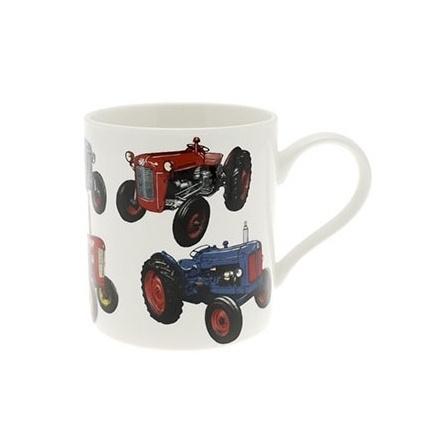 Tractor China Mug Boxed