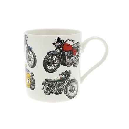 Classic Motorbike Mug