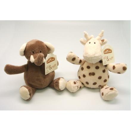 Elli & Raff Plush Toy In CDU