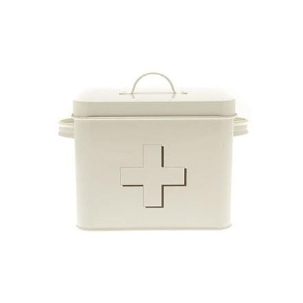 Home Sweet Cream First Aid Box