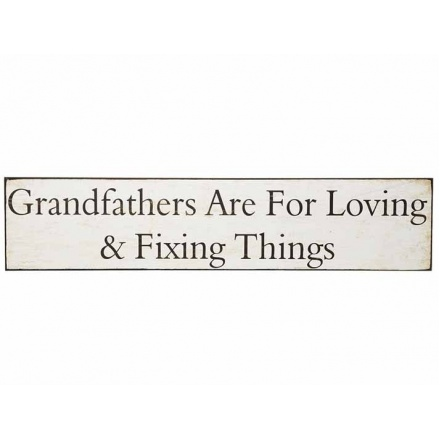 Grandfathers Are For Plaque