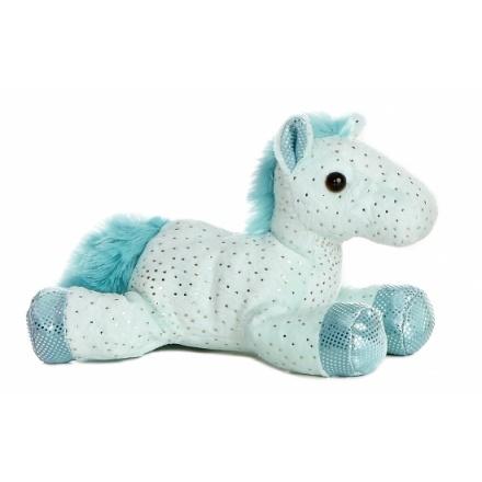 Flopsie Horse Blue 8in