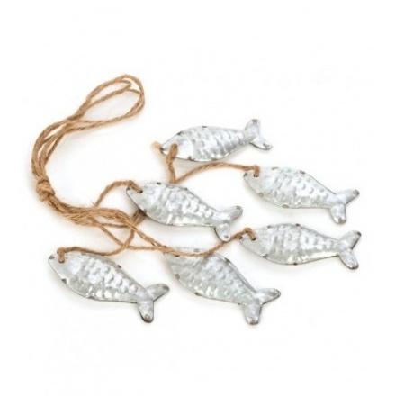 Hanging Silver Fish