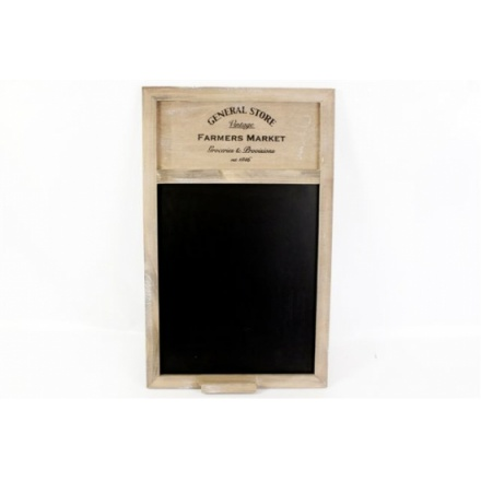 General Store Blackboard 50 x34