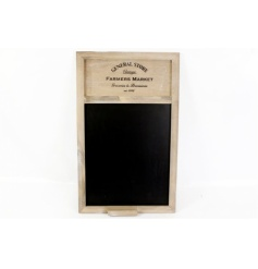 Vintage General Store wooden blackboard, perfect shabby chic accessory