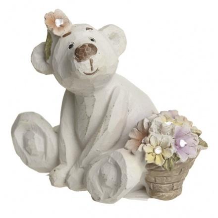 Fleur Bear Sitting