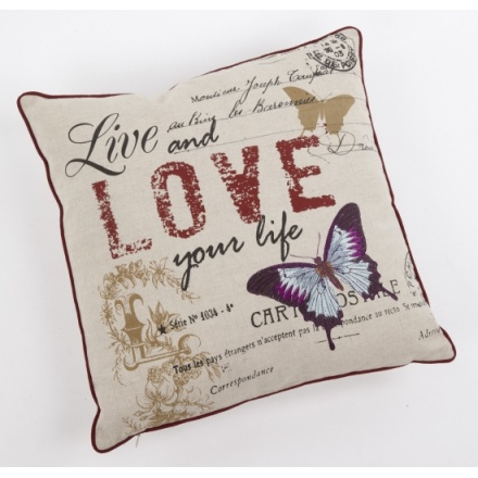 Love Your Life Cushion