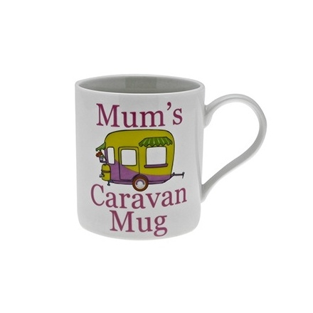 Just for Fun Mums Caravan Mug