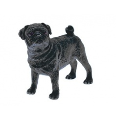 From Lesser and Pavey, Black Pug figure