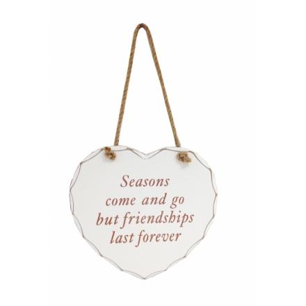 Seasons Hanging Plaque