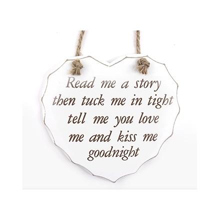 Read Me A Story Plaque
