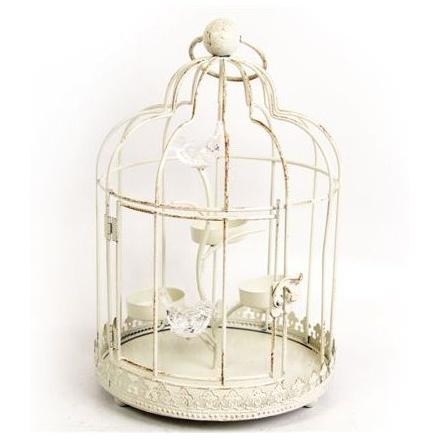 Bird Cage Triple T Lite Holder
