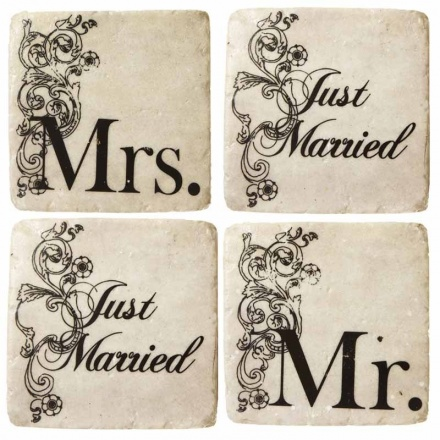 Coasters Just Married