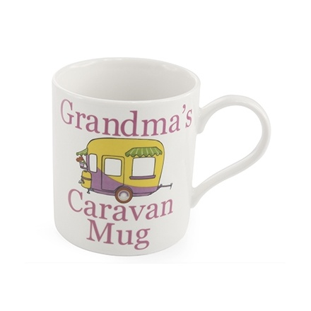 Just for fun Grandma Caravan Mug