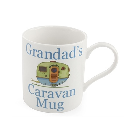 Just for fun Grandad Caravan Mug