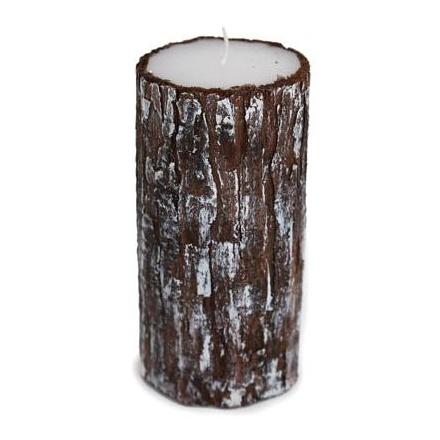 Christmas Log Candle 15cm