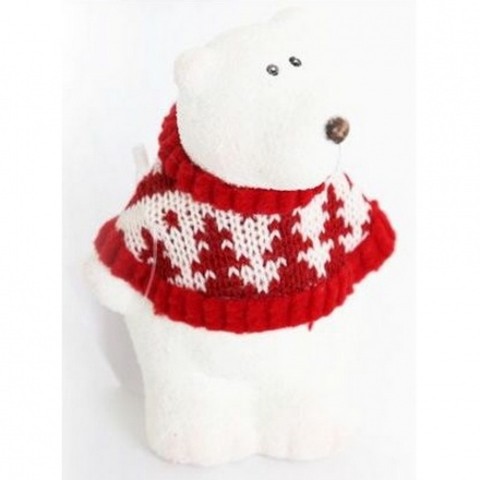 Polar Bear Jumper 11cm