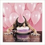 Humorous blank card from ICONs Life Is Sweet range