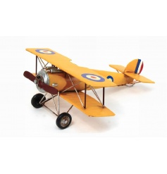 Vintage airplane model from the Leonardo collection