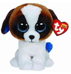 Soft and cuddly Duke toy from the popular TY collection