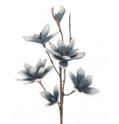 Artificial Magnolia flower branch in a stunning colour