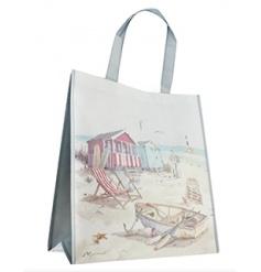 Stylish shopping bag in a Sandy Bay design