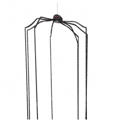Spooky long leg spider decoration, a scary halloween accessory