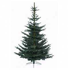 A superior quality artificial Christmas tree with an authentic homegrown look.