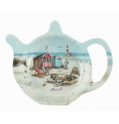 Tea bag tidy in a popular Sandy Bay design