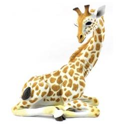 Charming giraffe figurine from the popular Leonardo collection