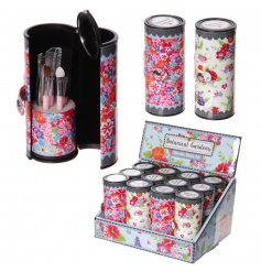 A fantastic make up utensils kit making a great stocking filler and handbag essential.