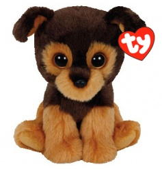 Cute Tucker beanie baby from the TY collection
