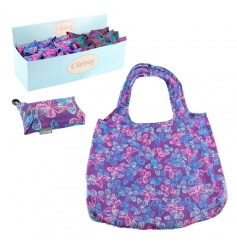 Pretty butterfly clip bags, in a counter display unit