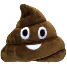 Funny cushion from the popular Emoji range