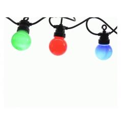 LED Festoon Lights Multi