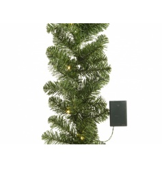 Imperial Light Up Garland 180cm