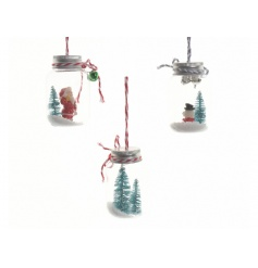 Mason Jar Decorations, 3a
