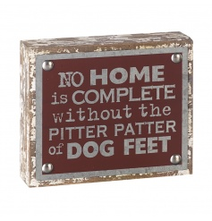 No home is complete without the pitter patter of dog feet.