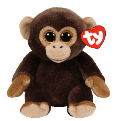 Bananas Monkey sift toy from the TY Beanie Babie collection