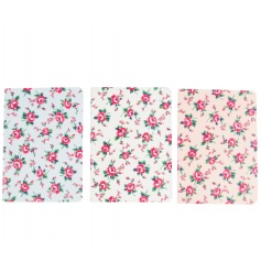 A mix of petite vintage rose notebooks, perfect for popping in your handbag!