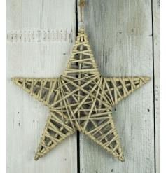Willow Star 42cm