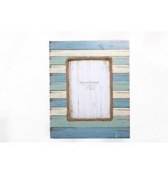 Wooden Stripe Photo frame
