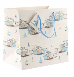 Nautical gift bag from the new Sail Away collection
