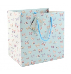 Pretty gift bag from the Butterfly Paradise collection